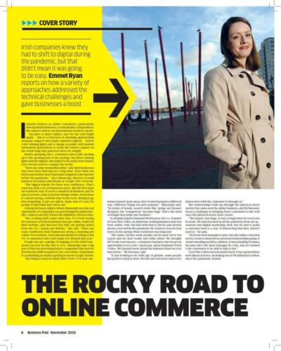 Business Post: Connected - Page 1